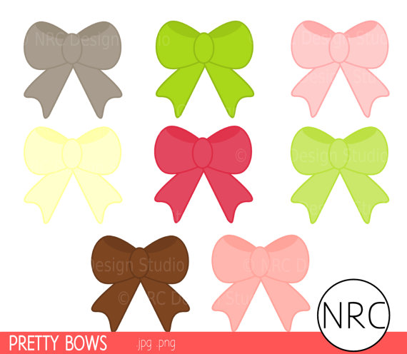 Pink Hair clipart baby bow #10