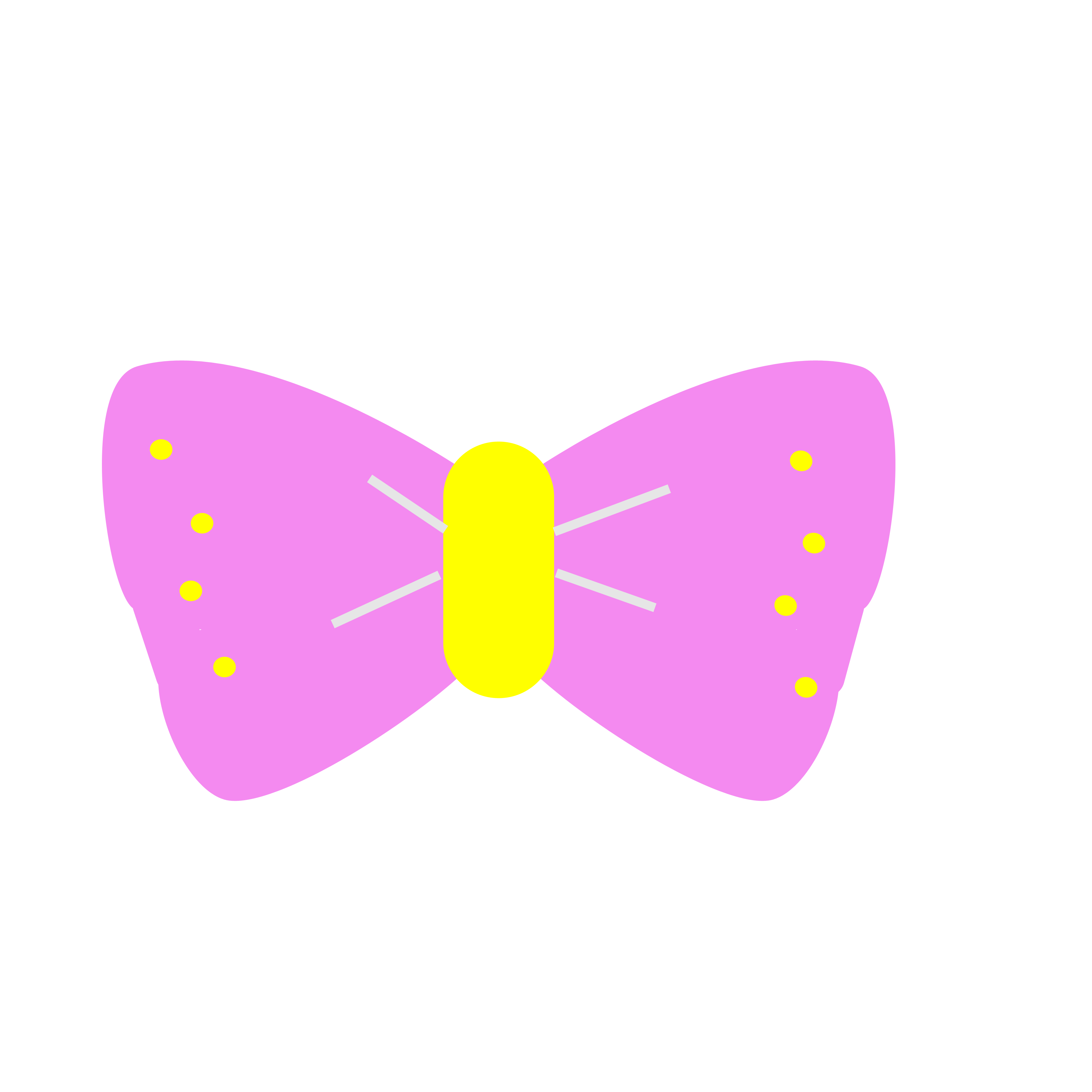 Pink Hair clipart baby bow #8