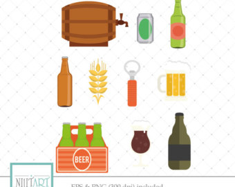 Boose clipart beer keg Clipart vector drink clip graphics