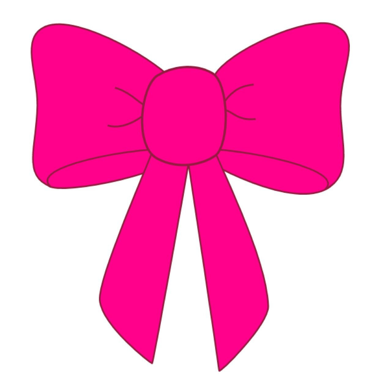 Pink Hair clipart girly bow Pink Bow (@PinkBowGirl92) Girl Twitter