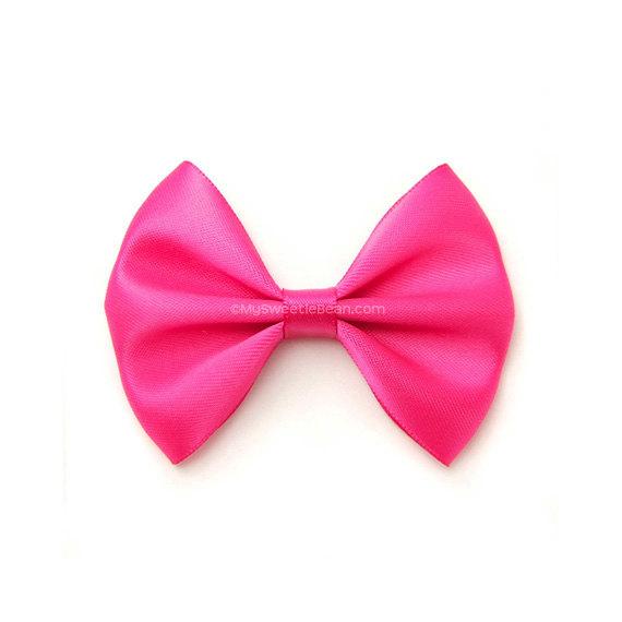 Pink Hair clipart girly bow Hair Bow Hair Pink Inch