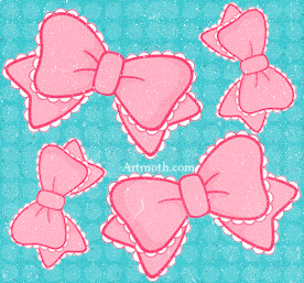 Pink Hair clipart girly bow By ClipartGirlyLayout on Layout Pin