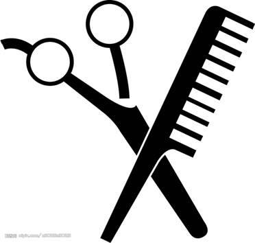 Pink Hair clipart hair scissors Scissors Info Clipart Clipart and