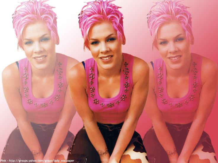 Pink Hair clipart performer Pink Wallpapers (13789) on ideas