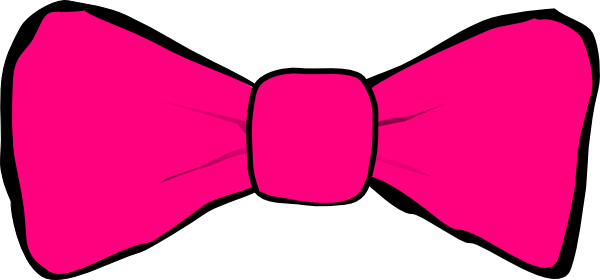 Pink Hair clipart pink bow Royalty Bow Free Hot Clip