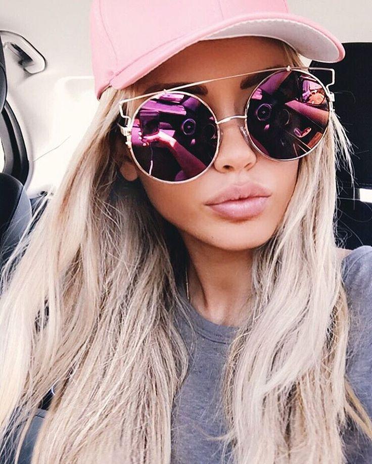 Pink Hair clipart pink sunglass Ban Pinterest Light Erika 25+