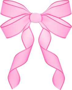 Pink Hair clipart ribbon Bow PINK CLIP baby clipart
