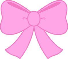 Pink Hair clipart ribbon Ribbon RibbonsCute cute_pink_bow_clipart (550×479) Pink