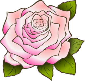 Pink Rose clipart Clip Images Pink Clipart Art