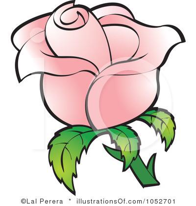 Pink Rose clipart cartoon Clipart Pink Rose Panda Clip