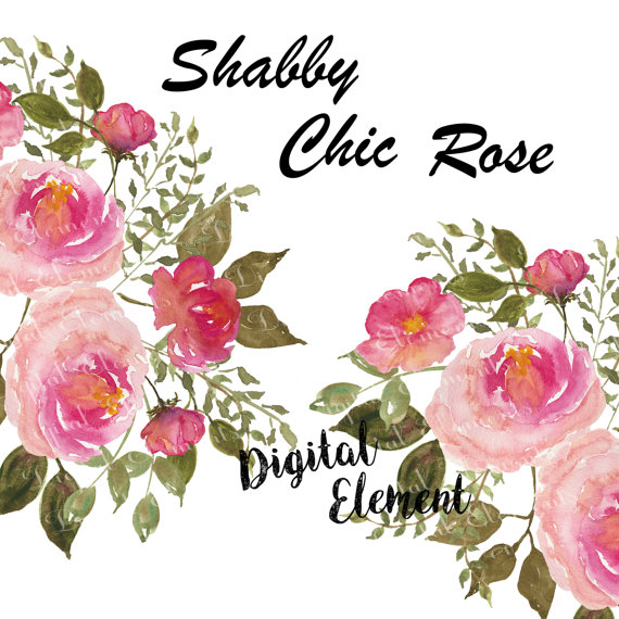 Pink Rose clipart english rose Bouquets No WC33 English Rose