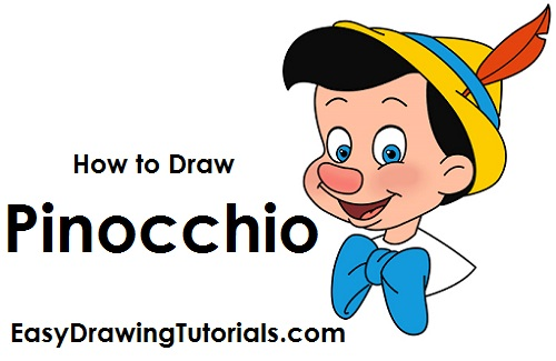 Pinocchio clipart drawing  how pinocchio to jpg