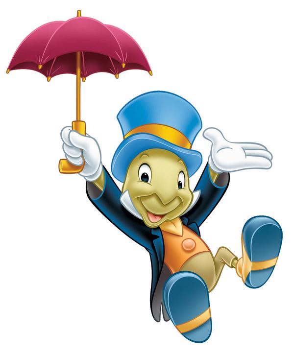 Pinocchio clipart jiminy cricket Cricket cricket Cricket Jiminy Disney