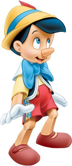 Pinocchio clipart walt disney Gepetto and Pinocchio PINOCCHIO Pinocchio