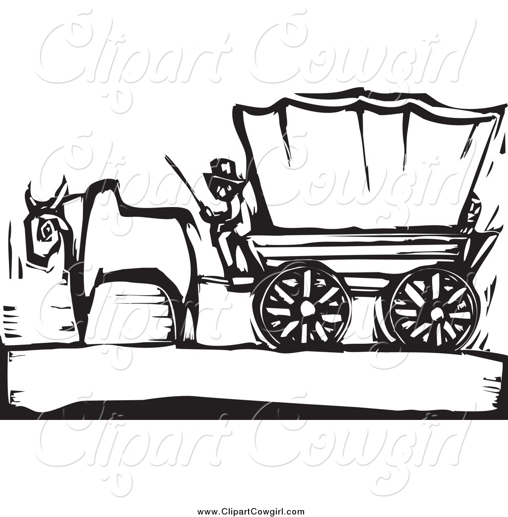 Ox clipart ox wagon The and the on Covered