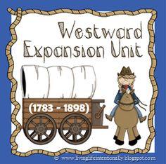 Us History clipart westward expansion Pioneer Westward Unit Pioneer Friend