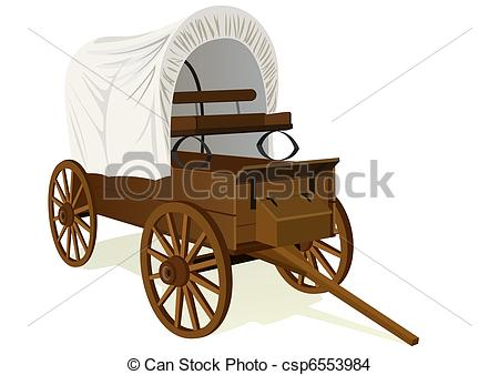 Covered clipart vector Clipart Download Download Wagon Wagon
