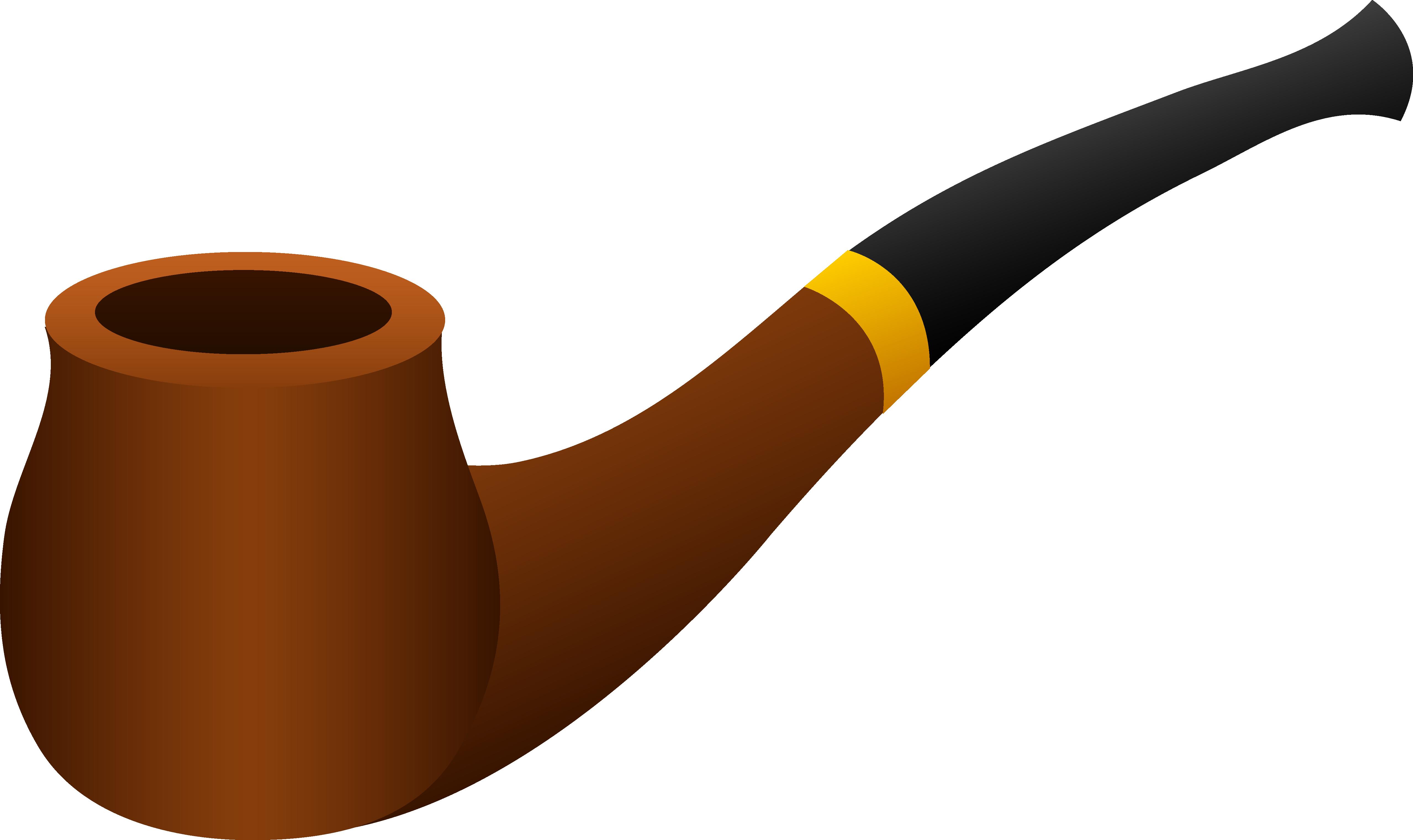 Sherlock Holmes clipart pipe Design Pipe Clip Clipart Design