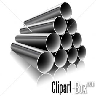 Pipe clipart steel Panda Art steel%20clipart Western Stencil