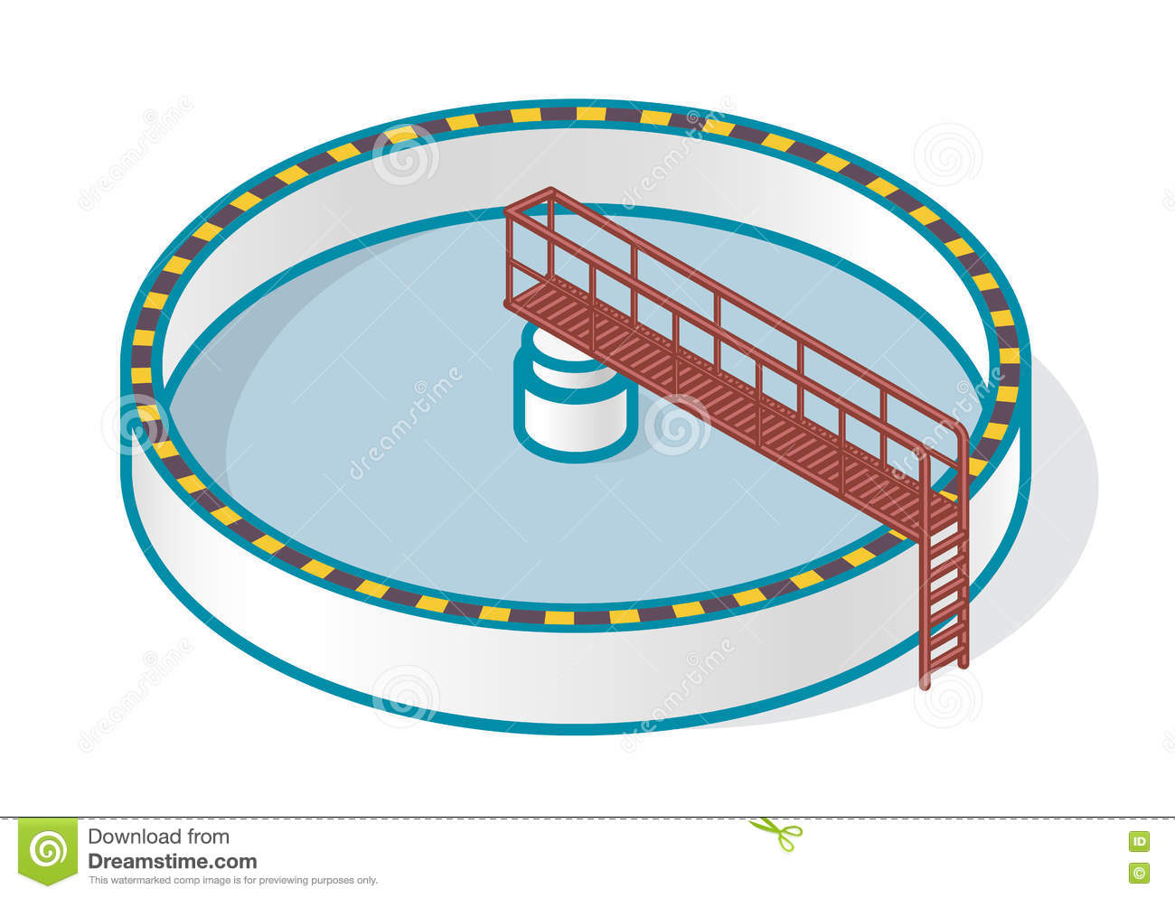 Pipe clipart wastewater treatment Wastewater Stylized clipart In Wastewater