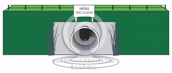 Pipe clipart wastewater treatment Art clip  Effluent Discharge