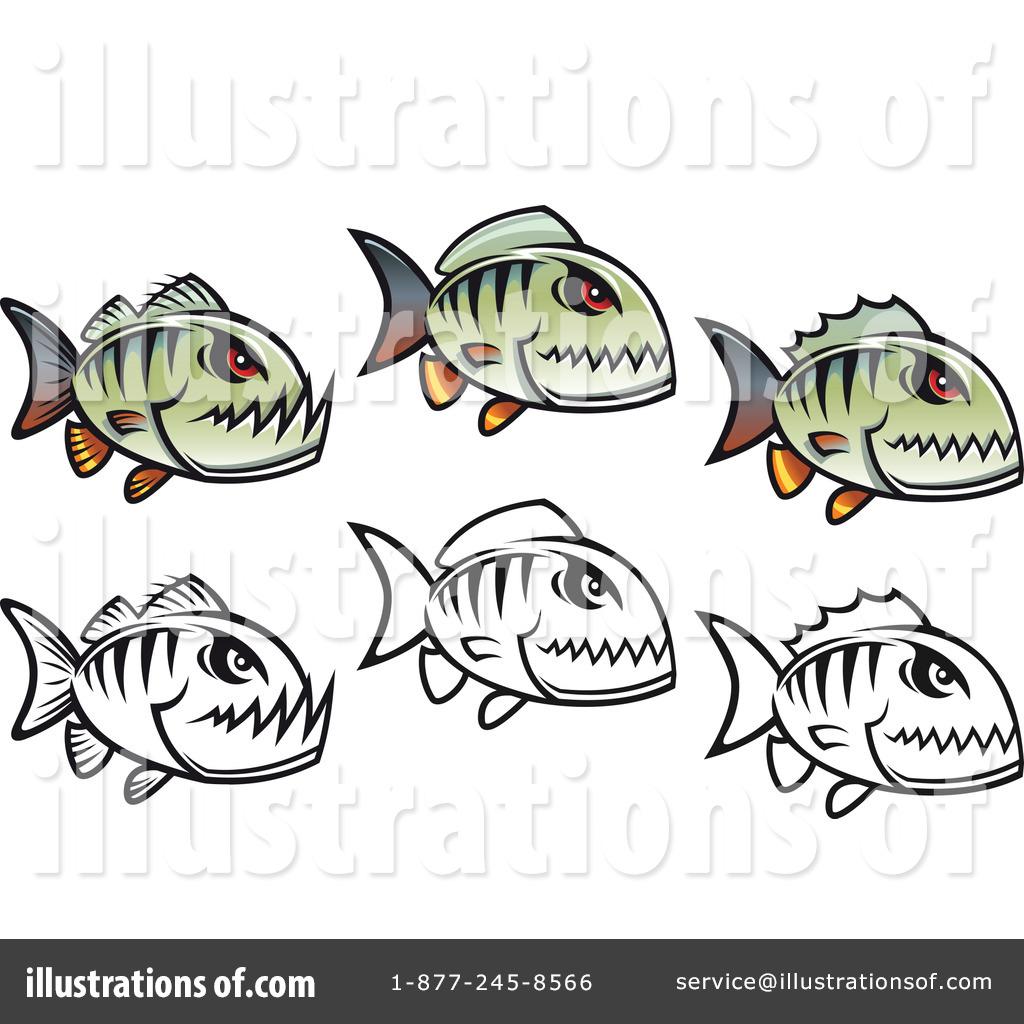 Piranha clipart cute Piranha Clipart Clipart 81 Top
