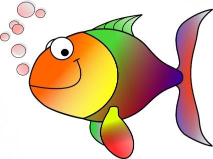 Piranha clipart cute Piranha Clipart Panda Colorful Fish