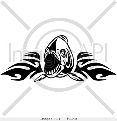 Piranha clipart hungry Image Top Clipart Clipart 92