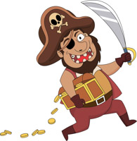Pirate clipart 90 clipart Illustrations Pictures Clip