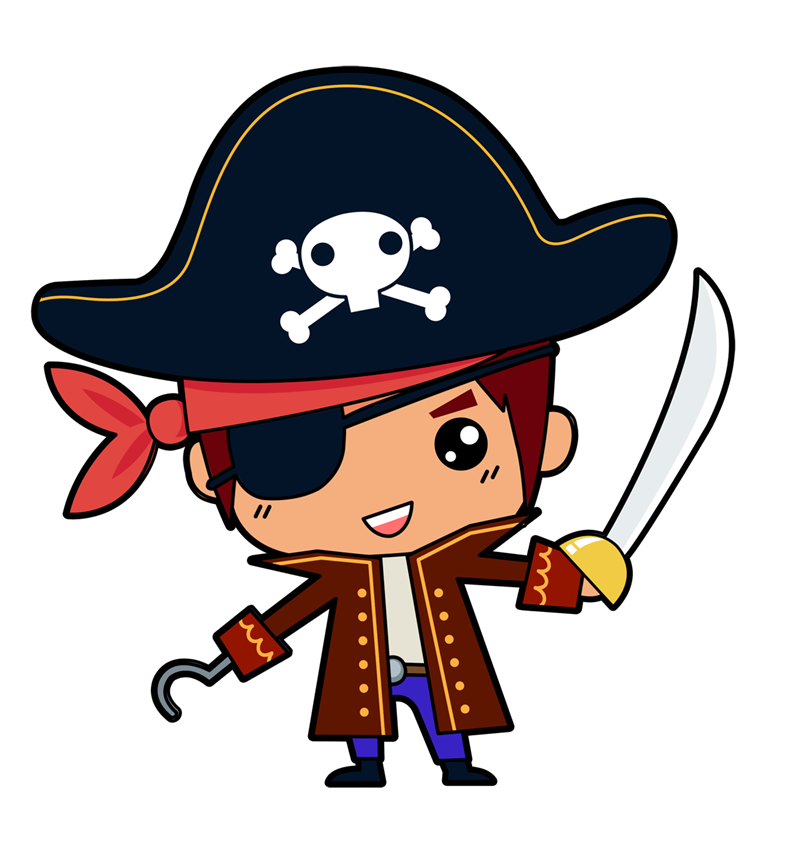 Pirate clipart Free to Clipartix dromfgc top