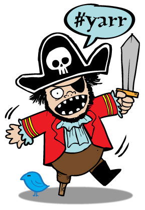 Pirate clipart argh #9