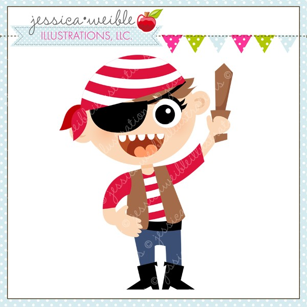 Pirate clipart argh #6
