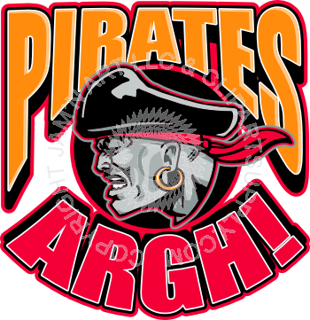 Pirate clipart argh #15