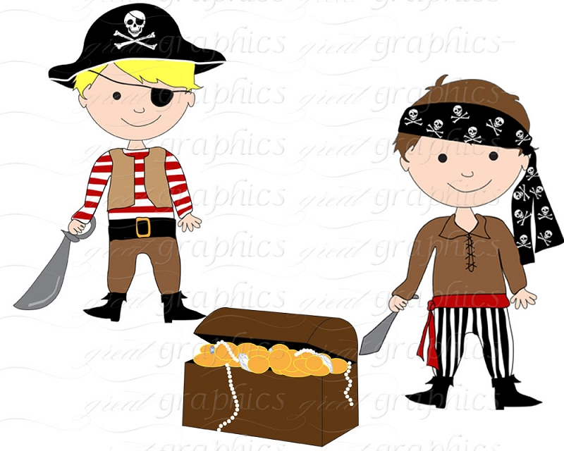 Pirate clipart argh #8