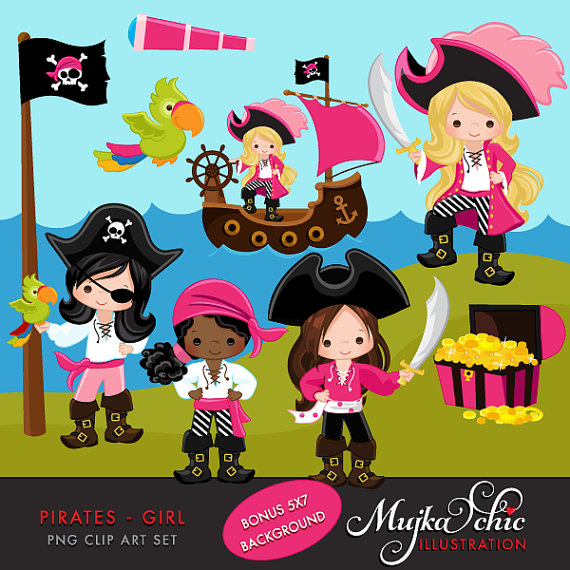 Pirate clipart argh #14