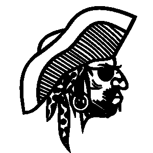 Pirate clipart bearded Blackbeard clipart The beard collection