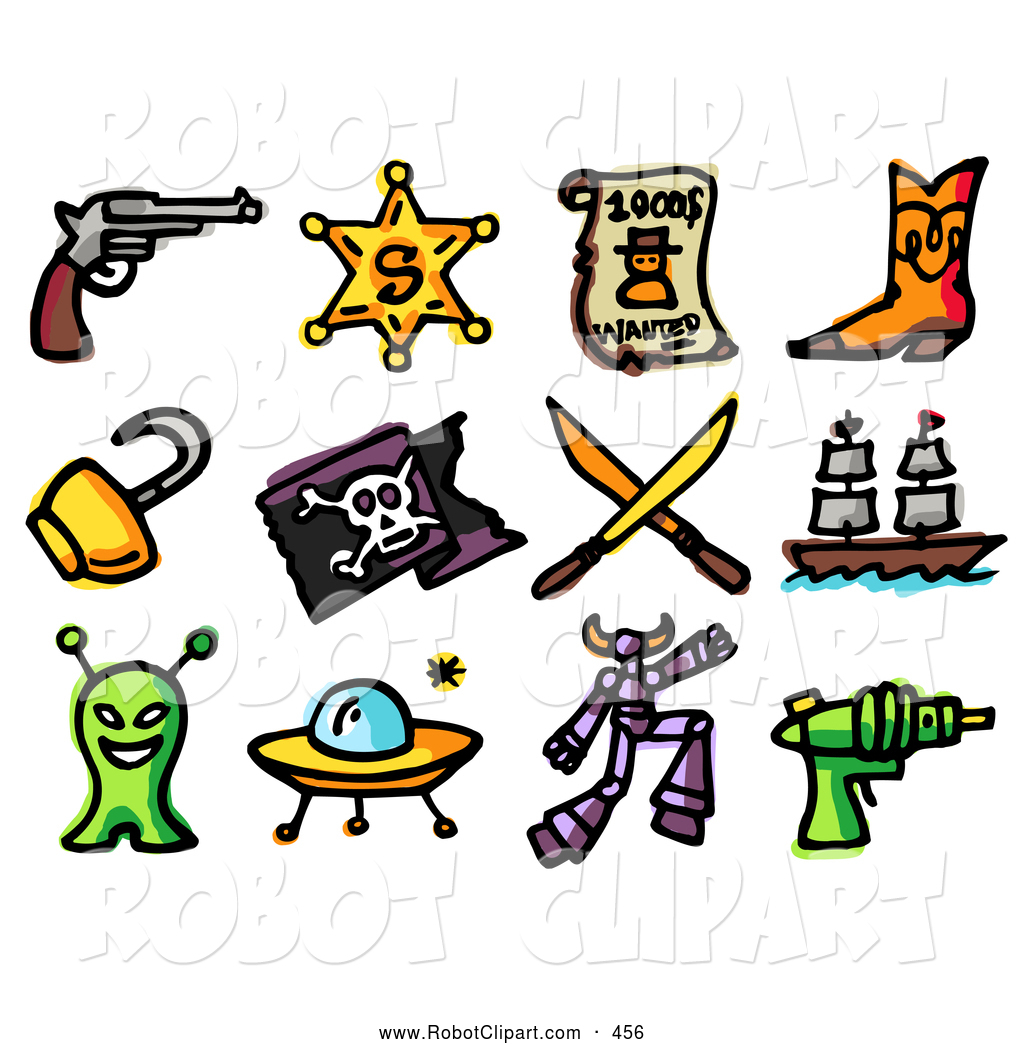 Boots clipart sheriff Collage Adventure Sheriff Badge Pistil