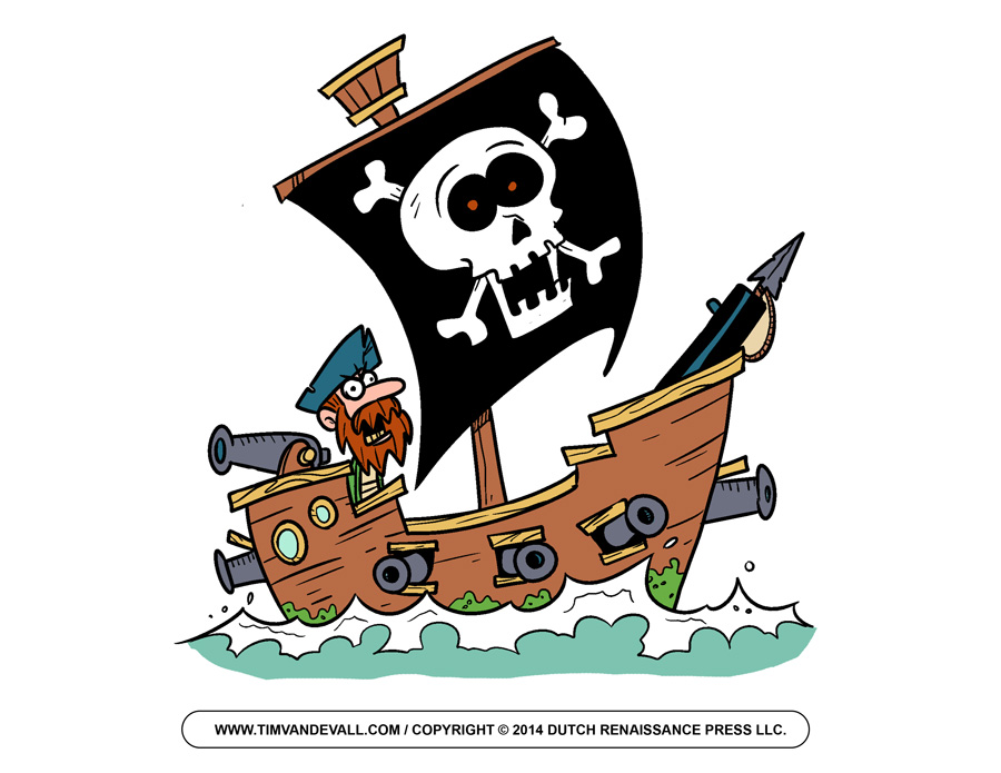Sailing Ship clipart pirate the caribbean Pictures Clip Kids for Art