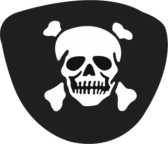 Pirate clipart eye patch Photo#12 Patch png Pirate Png