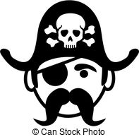 Pirate clipart eye patch Eye csp14878001 and pirate