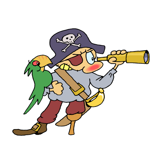 Scar clipart pirate Clipartix Free top top for
