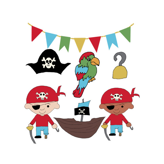 Pirate clipart happy Birthday Cliparts Pirate Free Pirate