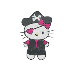 Pirate clipart hello kitty #2