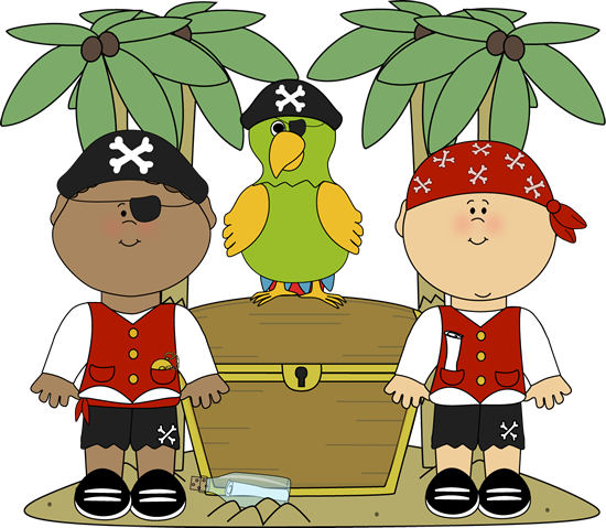 Pirate clipart island Images Pirate Parrot Pirate with