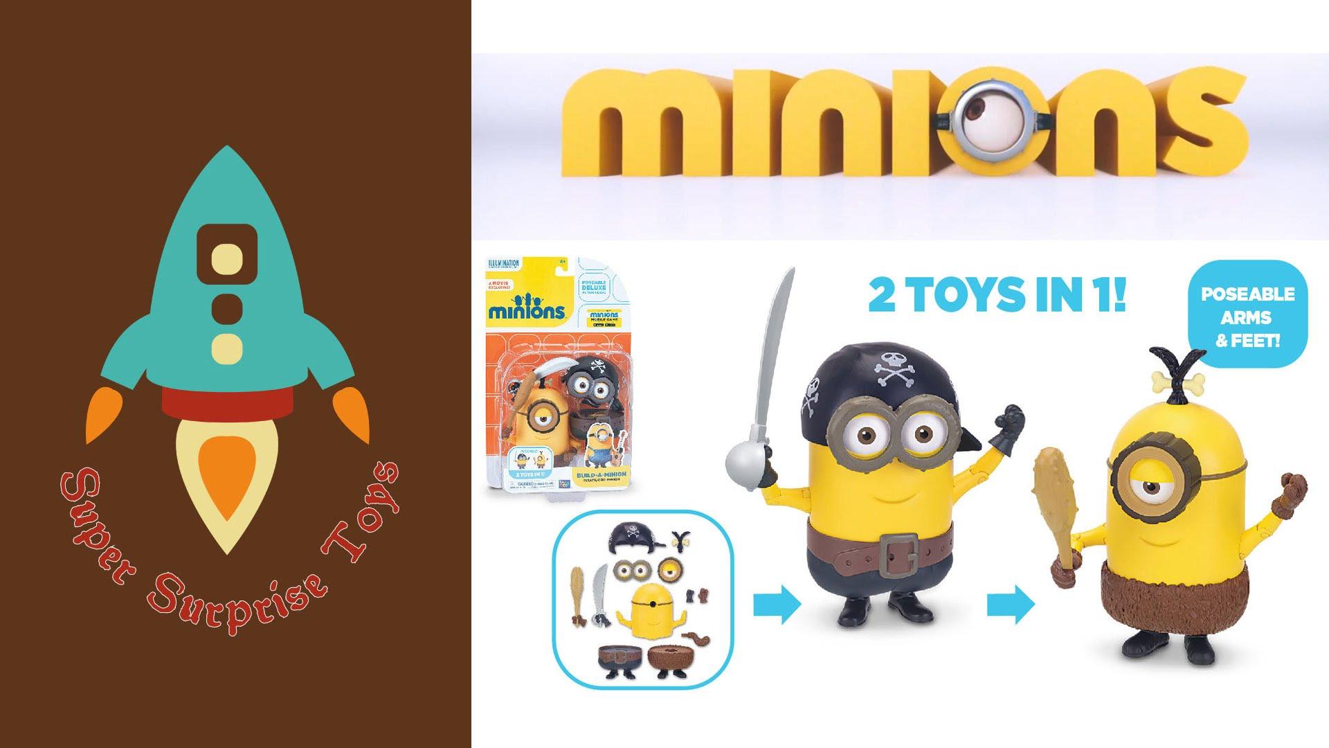 Pirate clipart minion #15