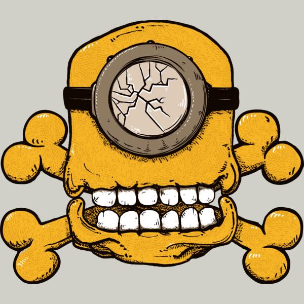 Pirate clipart minion #3
