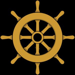 Sailboat clipart ship steering wheel Ship Download Clipart Clipart Wheel