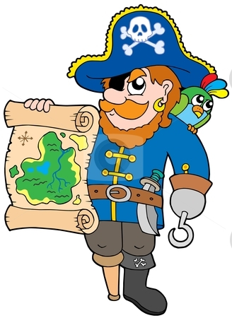 Pirate clipart pirate map Treasure Clipart Images Free Clipart