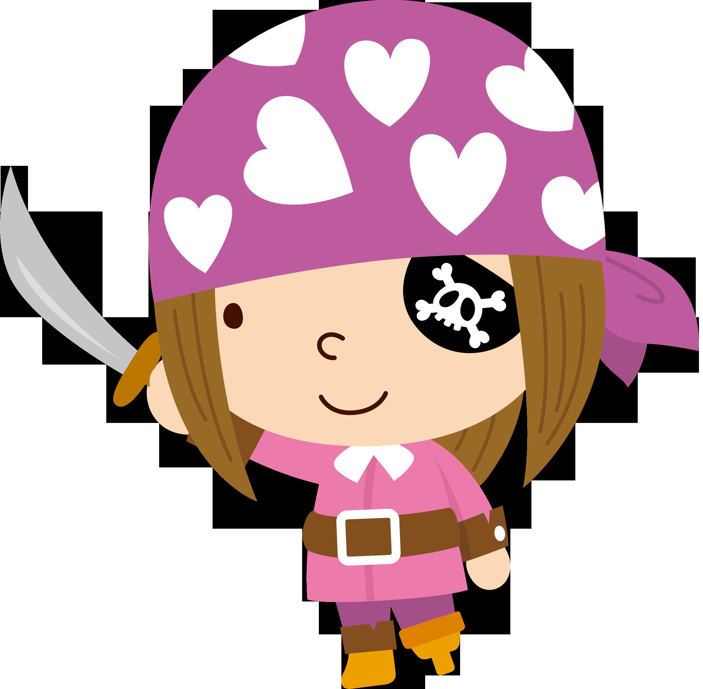 Pirate clipart transparent #13