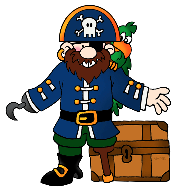 Pirate clipart transparent #5